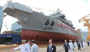 Korean Rescue Ship