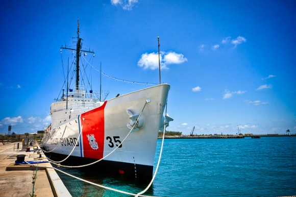Coast Guard Cutter Ingham