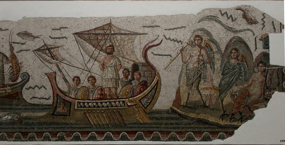 Odysseus' and the sirens