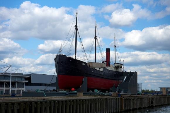 coastal steamer