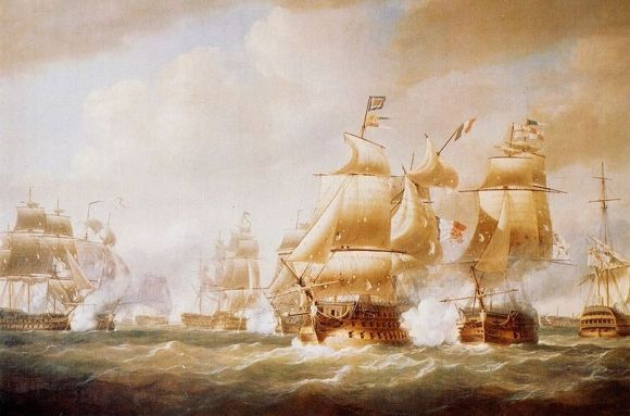 royal navy painting