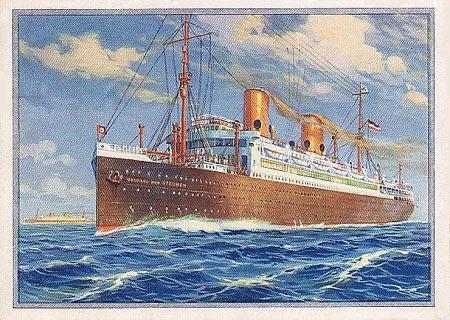 nazi passenger ship