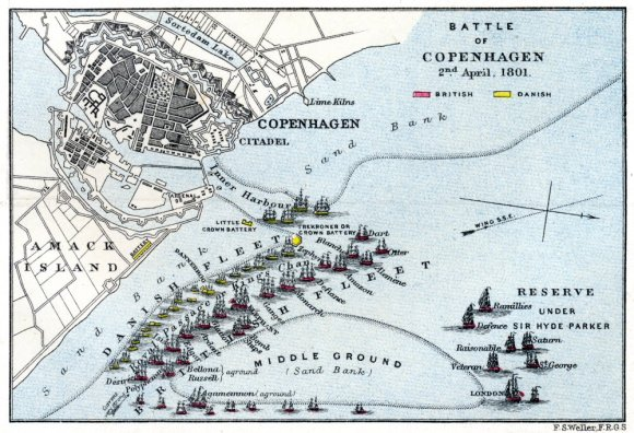 First Battle of Copenhagen