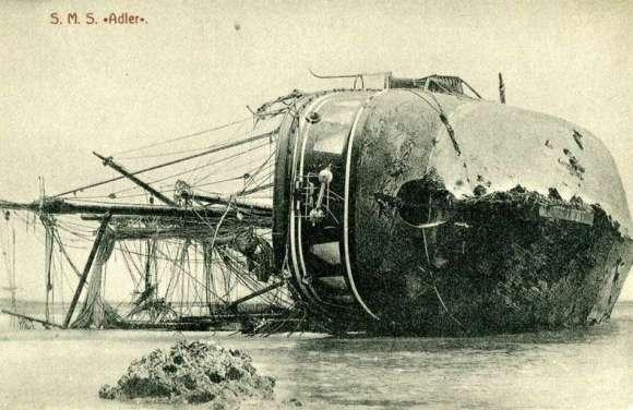 SMS Adler