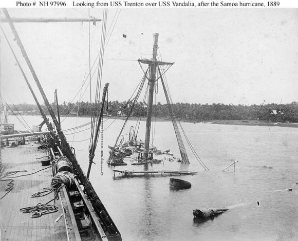 us gunboat samoa