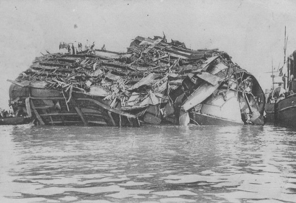 French shipwreck