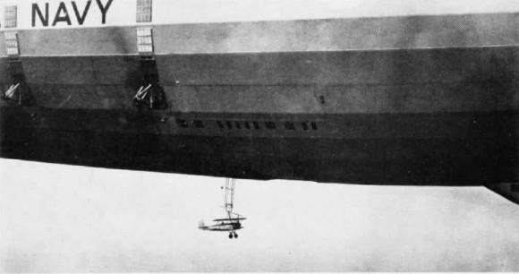 airship aircraft