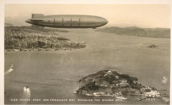 Navy airship