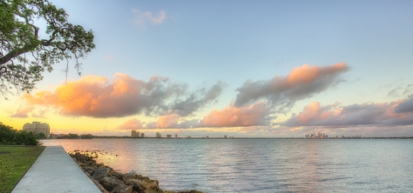 View of Modern Day Tampa from Ballast Point CC Image Courtesy of Matthew Paulson on Flickr