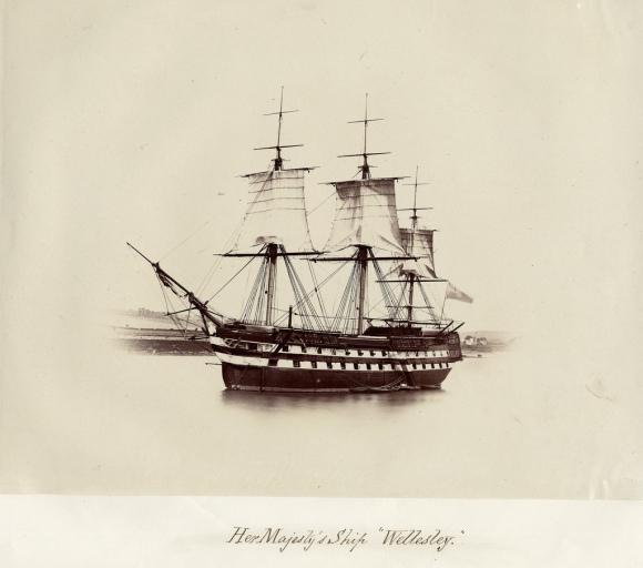 HMS Wellesley