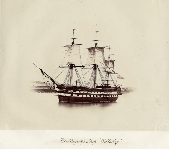 HMS Wellesley